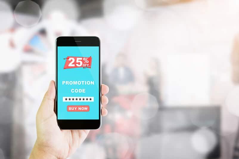 Les e-coupons permettent un suivi précis du ROI marketing
