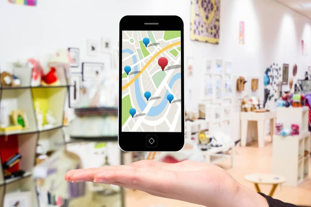 Stratégie digitale Drive-to-store