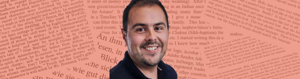 illustration d'anthony técher CEO de SEOQuantum